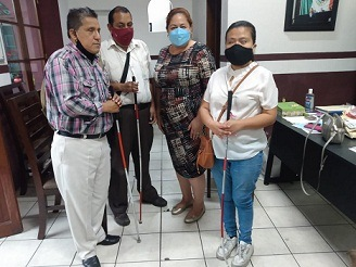 Ignoró candidata de MORENA, Corina Villegas a discapacitados de Orizaba