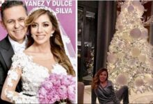DE LO QUE ANTES SE ESPANTABAN…Dulce Silva, esposa de César Yáñez, es cuarta en lista de pluris de Morena