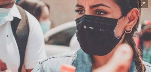 TODO EN FAMILIA…Perfilan en redes a Evelyn Salgado para sustituir a su padre en la candidatura morenista en Guerrero