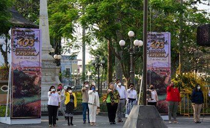 Conmemora Córdoba 403 Aniversario de su fundación