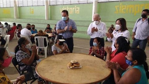LA ENCRUCIJADA…*Guillermo Rivas y sus actos anticipados de campaña…….