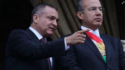 TIEMPO DE ELECCIONES…Revelan que la FGR investiga a Felipe Calderón y Genaro García Luna por contratos para reclusorios