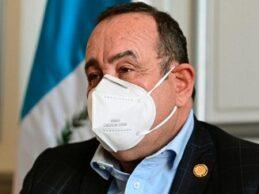 Presidente de Guatemala pide a México y EU abrir los mercados para frenar la migración
