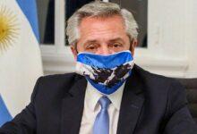 Presidente de Argentina, Alberto Fernández, da positivo a Covid-19; fue vacunado en enero