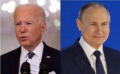 Joe Biden podría reunirse con Vladimir Putin en junio, señala el Kremlin