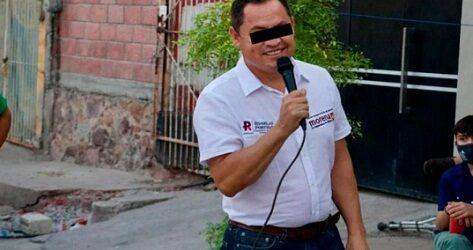 DEA busca a Rogelio Portillo Jaramillo, candidato de Morena en Michoacán