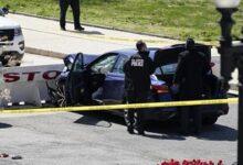 Registran un tiroteo cerca del Capitolio de EU, en Washington