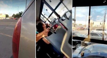 Captan ataque armado en Ciudad Obregón; aterra camión y plaza