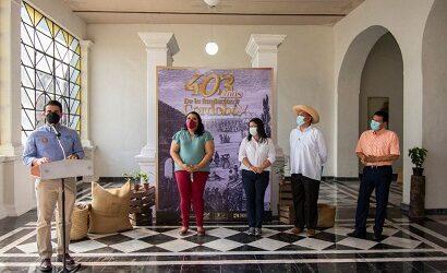 Celebran aniversario de la fundación de Córdoba con actividades culturales