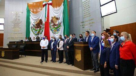 Congreso de Tamaulipas reconoce a García Cabeza de Vaca como gobernador; declara desafuero improcedente