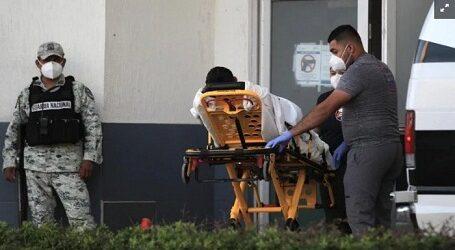 México acumula 229 mil 100 muertes por Covid-19