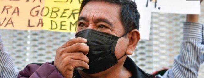 """""""La última palabra la dice el pueblo"""", dice Félix Salgado tras revés del TEPJF; convoca a mitin"""