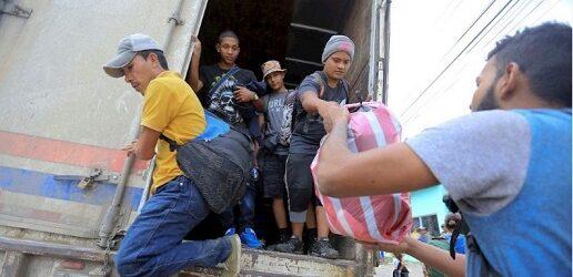 En México desaparecieron al menos 2 mil migrantes en 2020, según organismos de Derechos Humanos