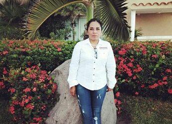 Mujer nogalense…ALBA MARÍA OJEDA ROSALES, POR EQUIDAD DE GÉNERO MUY POSIBLE CANDIDATA POR EL DISTRITO 18 FEDERAL POR ZONGOLICA.