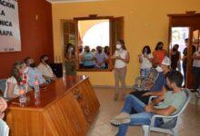 Da certidumbre Ayuntamiento de Comapa a Escuela Secundaria Técnica 125; finiquita adquisición de parcela