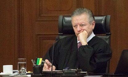 Ministro propone negar ampliación de mandato de Zaldívar y de consejeros de la Judicatura