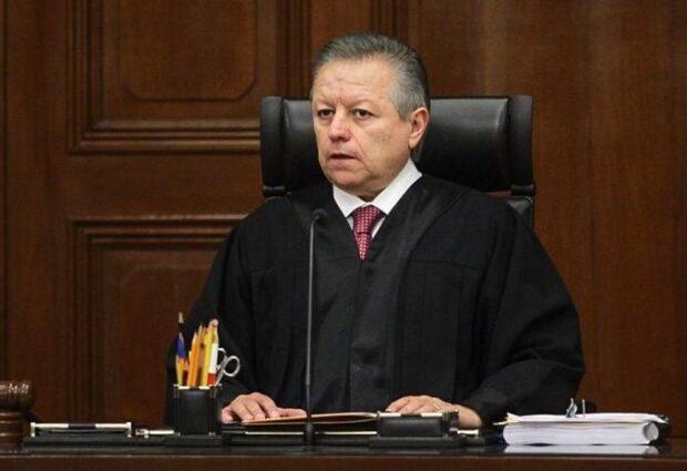 AUNQUE LA LEY MARCA EL PERIODO….Ampliación de periodo de Arturo Zaldívar es constitucional: AMLO