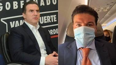 FGR abre investigaciones contra Adrián de la Garza y Samuel García por supuestos delitos electorales