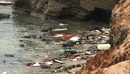 El accidente de una lancha llena de migrantes deja al menos cuatro muertos en las costas de California