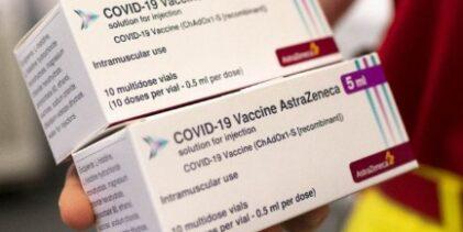 Liberarán 4 lotes de vacunas producidas por México y Argentina