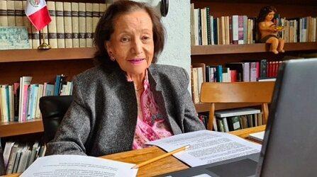 Mantengo mi confianza en AMLO y la 4T: Ifigenia Martínez, tras reunión con Muñoz Ledo