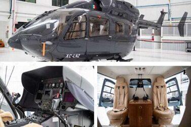 FGR se quedará helicóptero de lujo comprado por Murillo Karam con sobreprecio