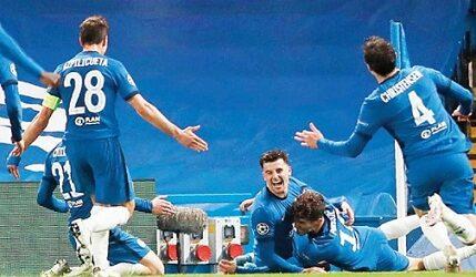 Cerrojazo perfecto; Chelsea elimina al Real Madrid