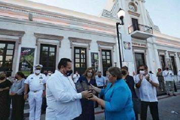 Obras de Frida Kahlo y Diego Rivera se exponen en MUABCS