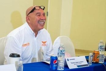 """Le falla la COPARMEX a su Patrón Rivas, Tomás López se come en propuestas al  """"viejito-ingeniero"""", y borra a  Juan Martínez tras prometer lo que no gestionó como legislador."""