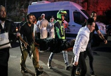 Colapso en sinagoga deja 2 muertos y más de 130 heridos en Israel