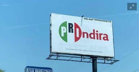 El PRI denuncia a Movimiento Ciudadano por usar su logo para atacar a Morena