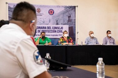 Sesiona Consejo Municipal de Protección Civil en Córdoba ante próxima temporada de lluvias y ciclones tropicales