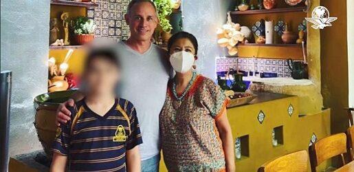 """López-Gatell descansa en Oaxaca tras estar con """"catarro común"""" en mañanera de AMLO"""