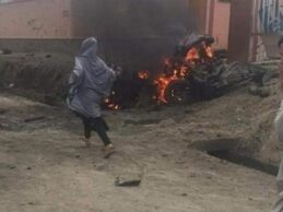 Afganistán: Ataque terrorista frente a escuela de Kabul deja 40 muertos