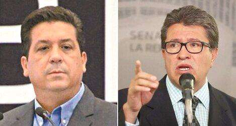 ESTAS CON LA 4T O ESTAS EN CONTRA…Hay elementos para iniciar en el Senado desaparición de poderes en Tamaulipas: Monreal