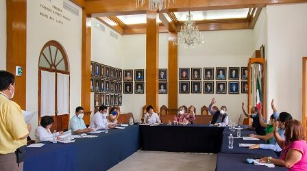 Cabildo del Ayuntamiento de Córdoba aprueba avance de obras al mes de abril