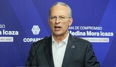 Coparmex respalda suspensión provisional a la Ley de Hidrocarburos