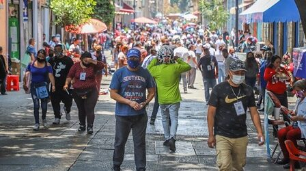 México acumula 228 mil 362 muertes por Covid-19