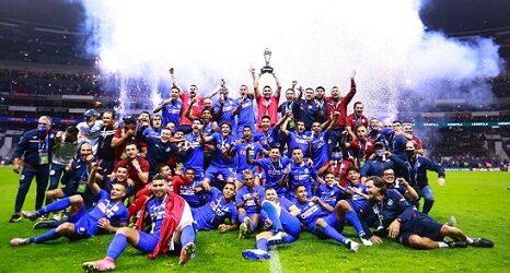 Cruz Azul es campeón de la Liga MX; rompe la sequía de 23 años sin título