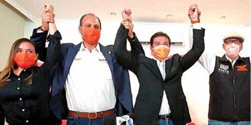 Manos fuera, pide la oposición al Ejecutivo; Morena hace mal uso de fiscalía: PAN