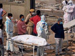 India registra nuevo récord de muertes por Covid-19 con 3 mil 680 en 24 horas