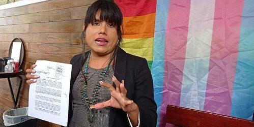 """Comunidad LGBTTTIQ denuncia que Morena pretende imponer """"juanitas jarochos"""" para llenar cuotas"""