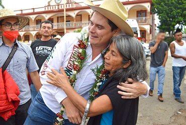 En Comapa, Leon Cantón se perfila a la Victoria