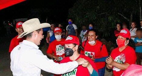 Gobierno de puertas abiertas, para traducirlas en acciones: León Cantón