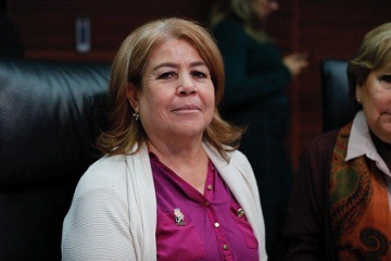 """ANTE LA IGNORANCIA…Tras decir que alguien """"pudo haber movido la ballena"""" en el Metro, senadora de Morena se disculpa"""