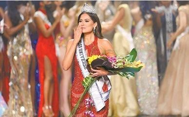 México es la más bella de Miss Universo