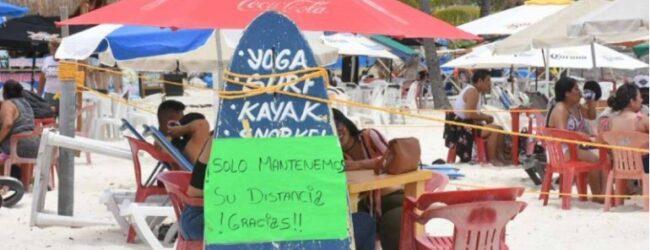 Quintana Roo vive una tercera ola de covid: Ssa