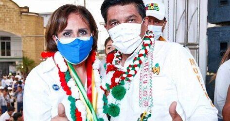 PAN se suma al PRI contra Evelyn Salgado, hija de Félix Salgado Macedonio, en Guerrero