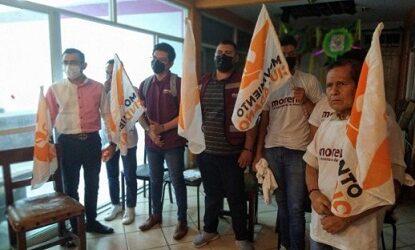 No participarán fundadores de MORENA con el candidato impuesto a la alcaldía de Ciudad Mendoza