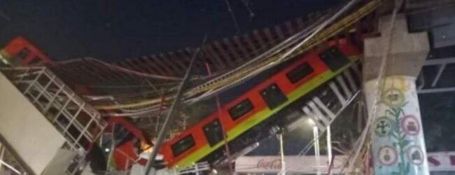 Suman 15 muertos y 70 lesionados por accidente en Línea 12 del Metro